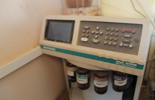 Oligo DNA Synthesizer جهاز تخليق بوادئ الحمض النووي