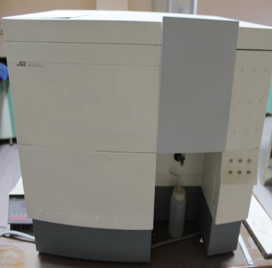 Flow Cytometery  جهاز التدفق الخلوى